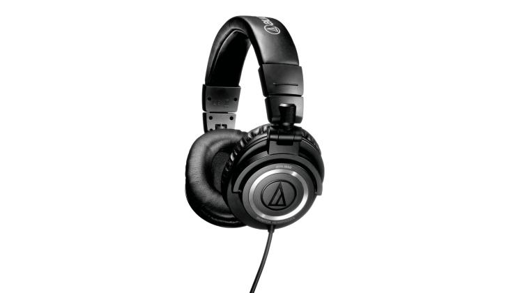 Наушники Audio-Technica ATH-M50