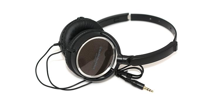 Наушники Audio-Technica ATH-FC700