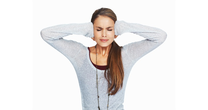 Наушники Здоровье за компьютером — звуки и шумы