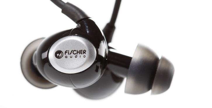 Наушники Fischer Audio Eterna