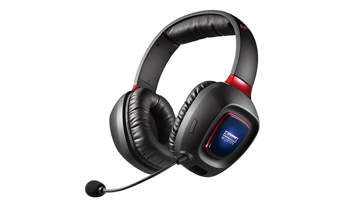 Наушники Creative Sound Blaster Tactic3D Rage USB 2.0