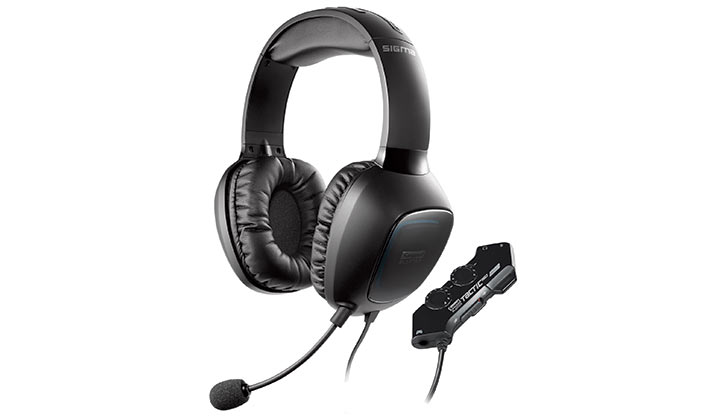 Наушники Creative Sound Blaster Tactic360 Sigma